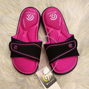 NWT Champion C9 Girl's Slide Sandals